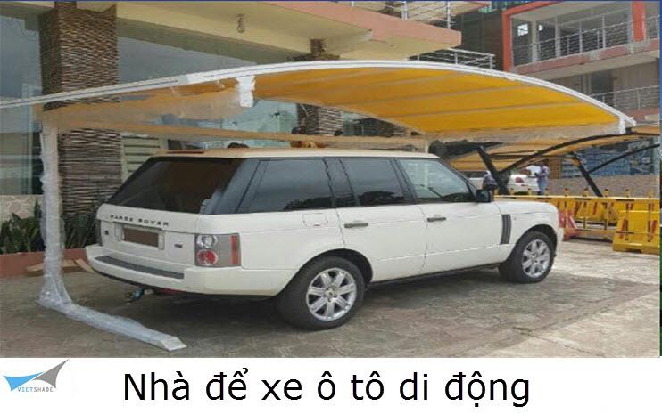 Nhà để xe ô tô di động